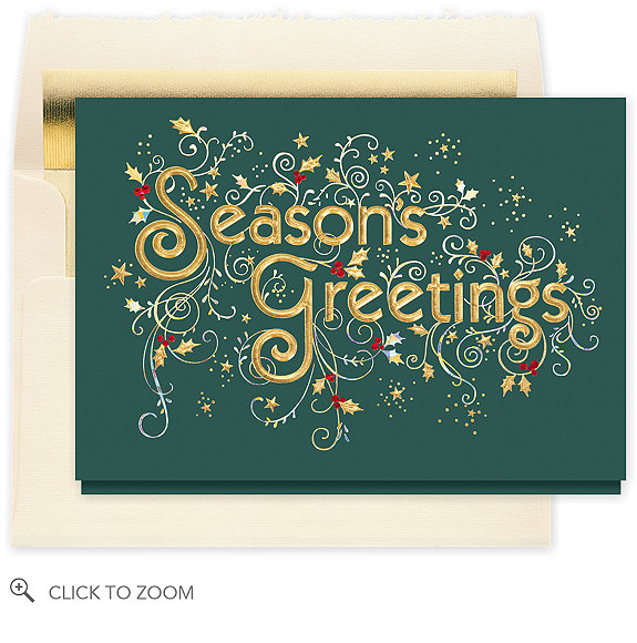 Pics Photos - Season Greeting Cards
