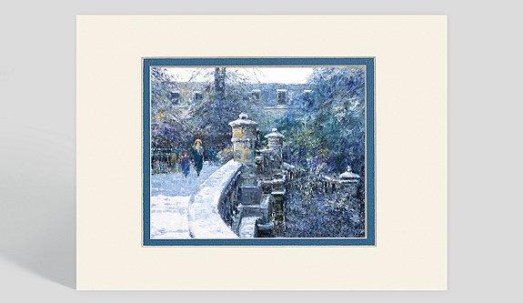American Homestead Winter 1868
