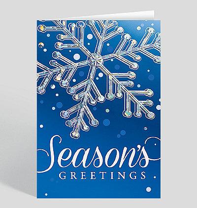 Seasons greetings card wblqual holiday seasons greetings cards business christmas cards greeting card m4hsunfo