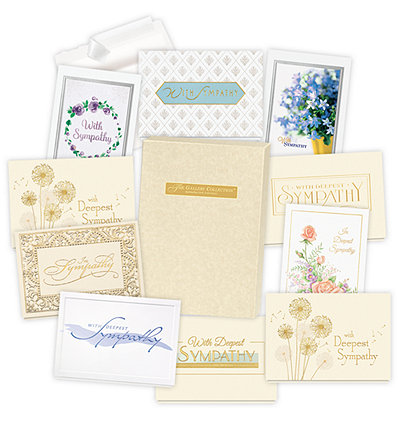 2018 Sympathy Assortment Box