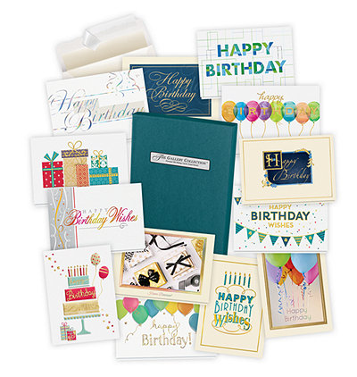 2019 Formal Birthday Card Assortment Box