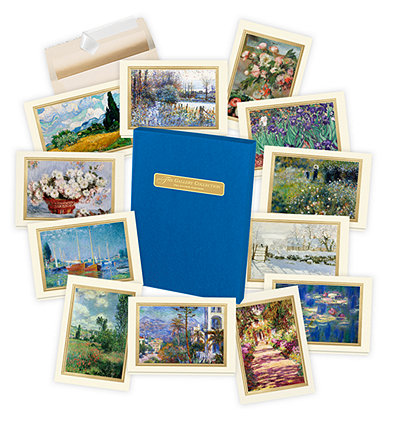 Fine Art Note Card Assortment Box