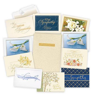 2019 Sympathy Card Assortment Box