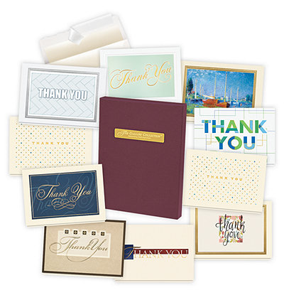 2019 Thank You Card Assortment Box