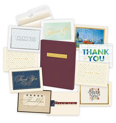 2019 Thank You Card Assortment Box