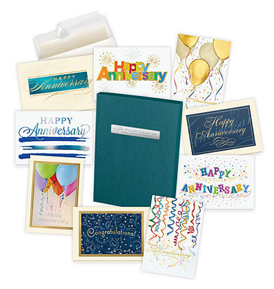 2020 Employee Anniversary Card Assortment