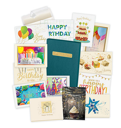 Birthday Card Assortment Box 2