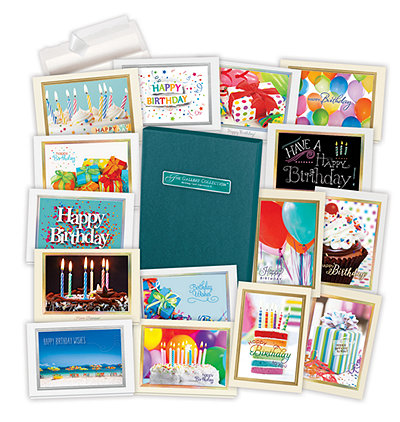 Birthday Card Assortment Box 3