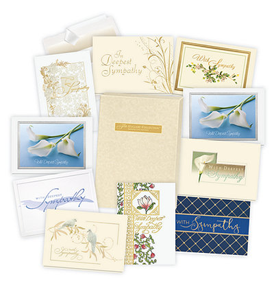 Sympathy Assortment Box