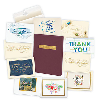 Thank You Card Assortment Box