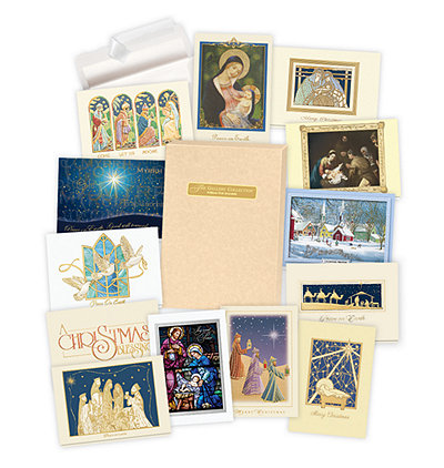 Religious Christmas Assortment Box 1