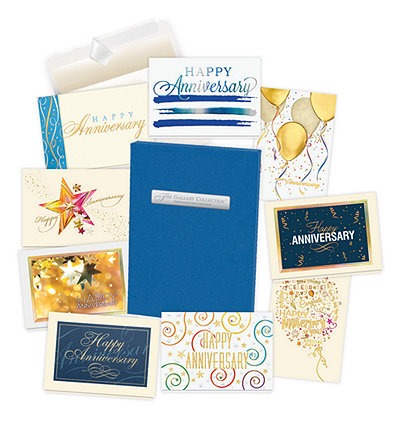 Anniversary Card Assortment Box