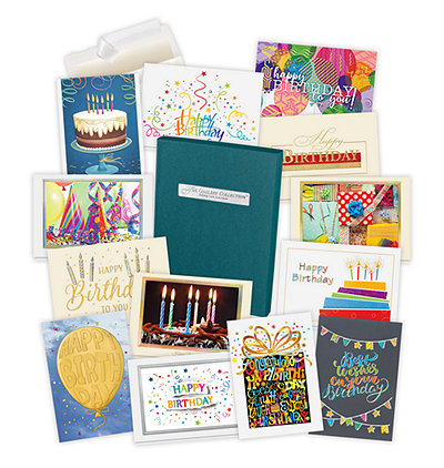 Birthday Card Assortment Box 1