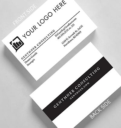 Center bar business card standard size 1027569 business christmas center bar business card credit card size reheart Choice Image