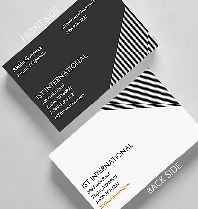 At an angle business card standard size 1027817 business at an angle business card credit card size reheart Image collections