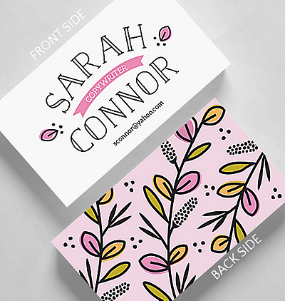 Coloring book business card credit card size 1027530 business coloring book business card standard size colourmoves