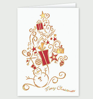 Previous winners finalists business greeting cards christmas cards 2009 winner m4hsunfo
