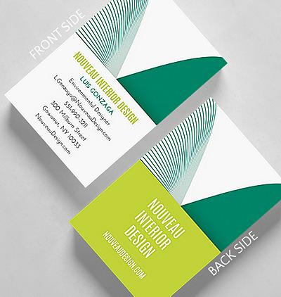 Non euclidean business card standard size 1027596 business non euclidean business card credit card size reheart Gallery