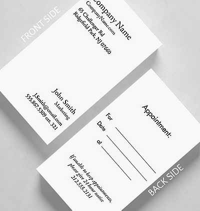 Gradients business card standard size 1027582 business christmas business basics appointment v1 business card standard size reheart Image collections