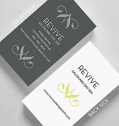 Browse all business cards the gallery collection nouveau business card standard size reheart Choice Image