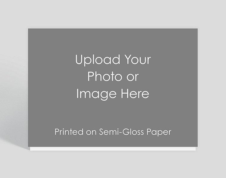 Full bleed horizontal semi gloss photo card 1023650 business full bleed horizontal semi gloss photo card click to view larger colourmoves