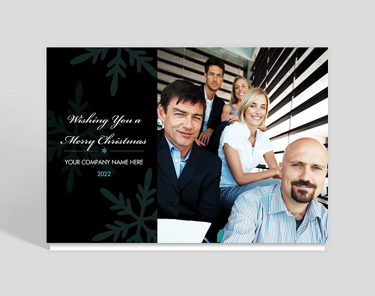 Merry Christmas All the Best - Greeting Cards