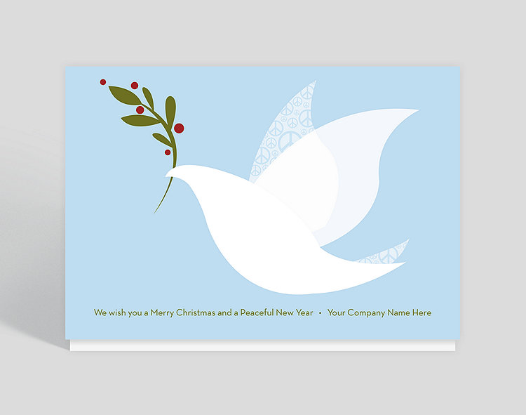Merry Christmas Dove of Peace, 1023897 - Business ...