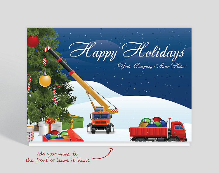 Crane Christmas Cards 2020 Crane Christmas Card, 1023931 | The Gallery Collection