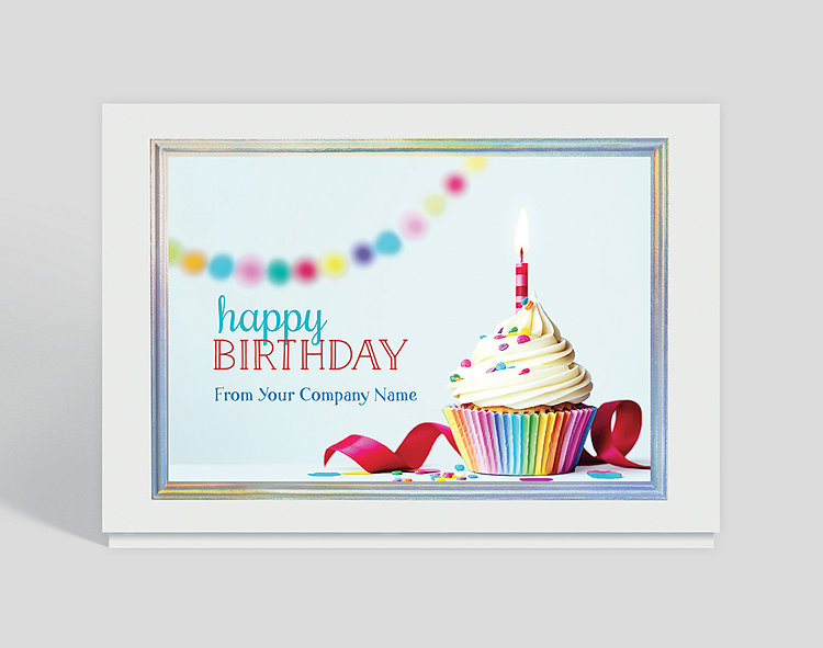 Birthday treat birthday card 1027789 business christmas cards birthday treat birthday card click to view larger m4hsunfo