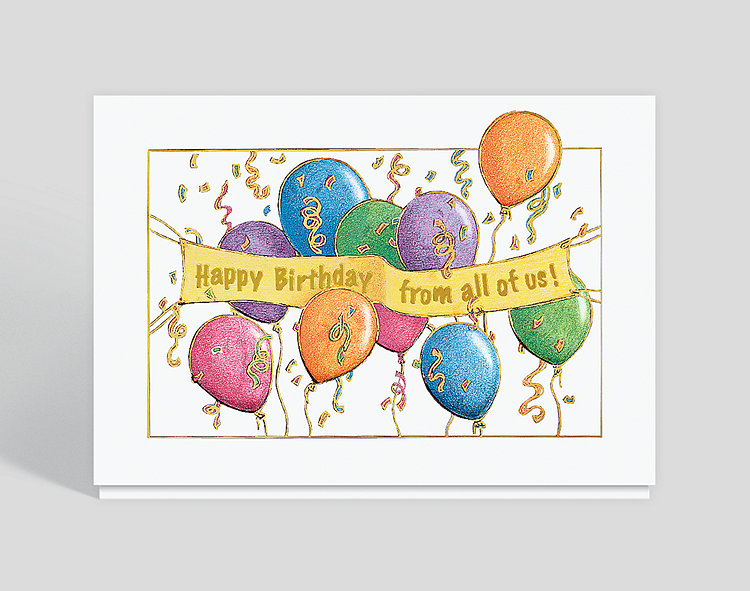 Birthday Greetings Birthday Card 300453 Business Christmas Cards – Images Birthday Greetings