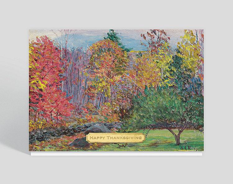 Landscape at Hancock, New Hampshire