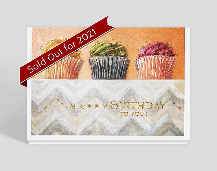 Tasty Birthday Wishes Card
