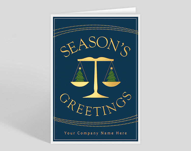 Enhanced seasons greetings scales holiday card 1028059 business enhanced seasons greetings scales holiday card click to view larger m4hsunfo