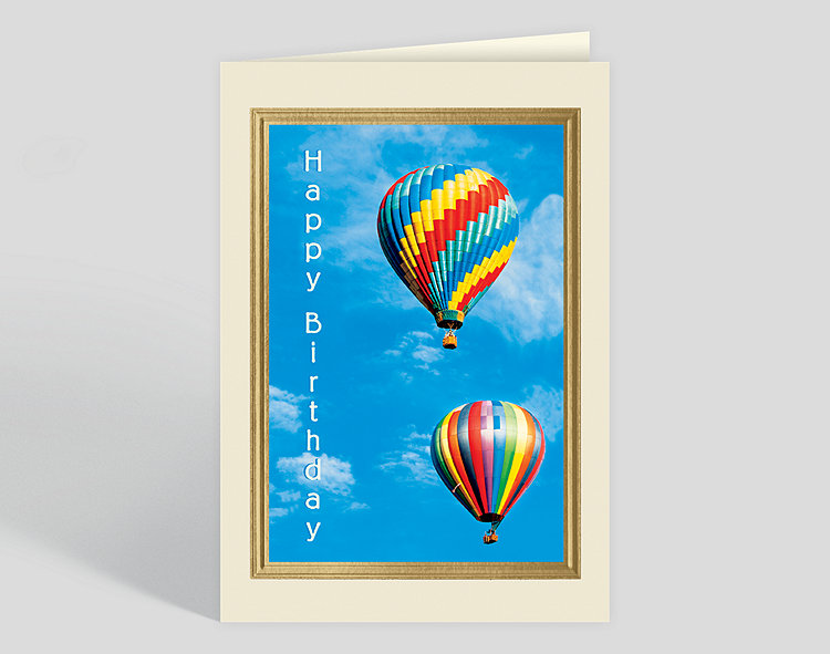 Birthday Adventure Card