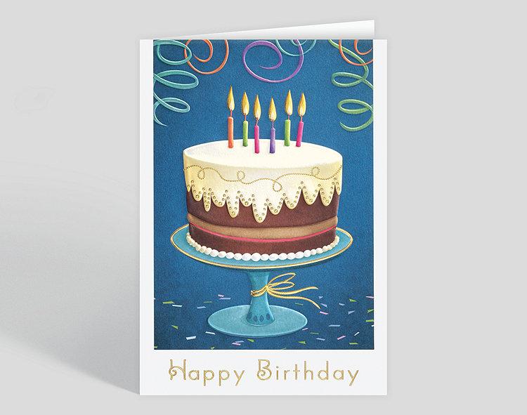 Birthday Legacy Card