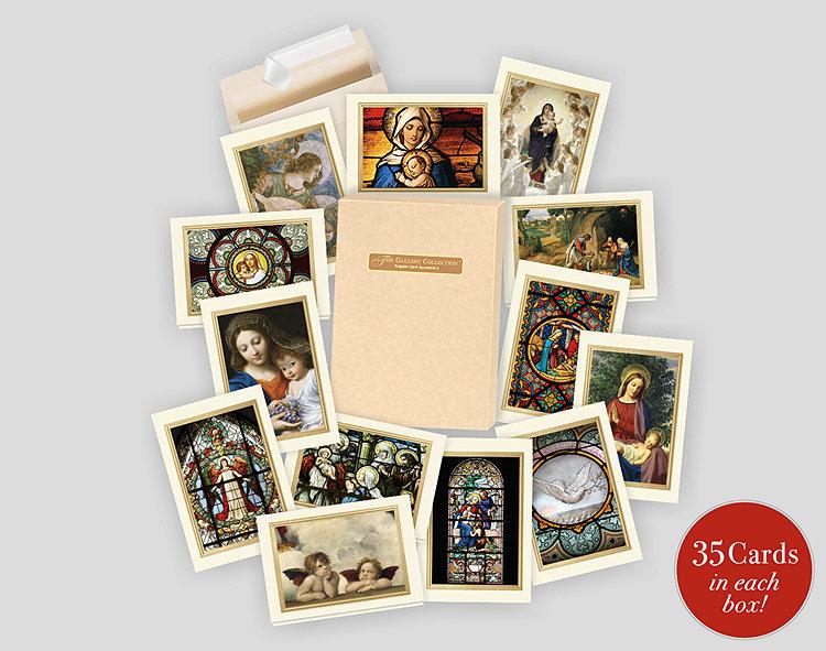 Religious assortment box 2 701869 business christmas cards religious assortment box 2 reheart Gallery