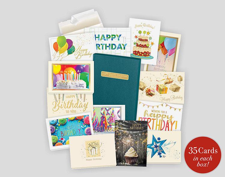 Birthday Card Assortment Box 2