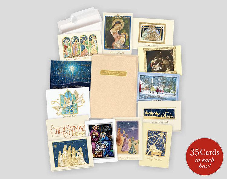 Religious Christmas Assortment Box 1