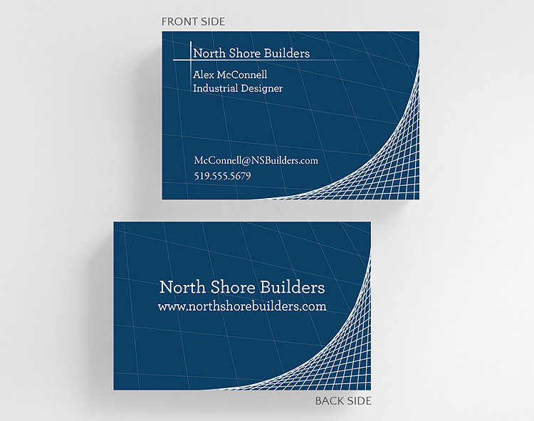 Grid business card credit card size 1027623 business christmas cards grid business card credit card size click to view larger colourmoves