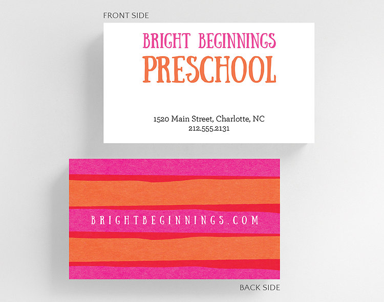 Bright tints business card standard size 1027506 business bright tints business card standard size click to view larger colourmoves