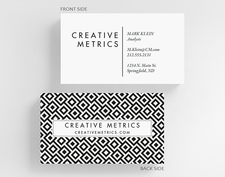 Optical business card standard size 1027564 business christmas cards optical business card standard size click to view larger colourmoves Choice Image