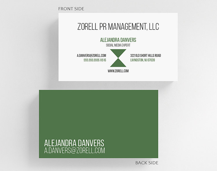 Synthesis business card standard size 1027587 business christmas synthesis business card standard size click to view larger reheart Gallery