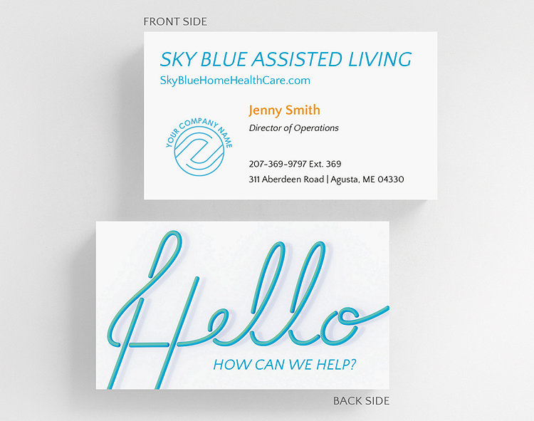Pipeline business card standard size 1027823 business christmas cards pipeline business card standard size click to view larger colourmoves