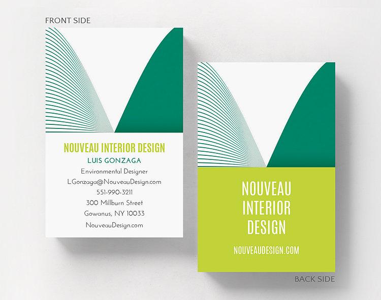 Non euclidean business card credit card size 1027666 business business card credit card size click to view larger colourmoves