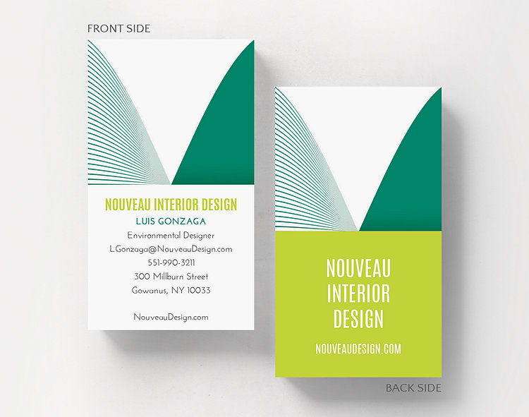 Non euclidean business card standard size 1027596 business click to view larger colourmoves