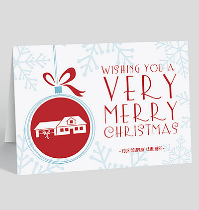 Real estate christmas cards holiday cards for real estate industry christmas dreams card m4hsunfo