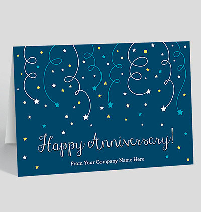 Anniversary cards the gallery collection confetti anniversary card colourmoves