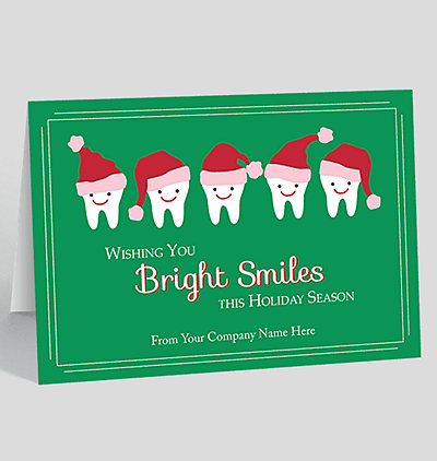 Dental industry christmas cards the gallery collection toothy smiles christmas card m4hsunfo
