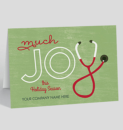 Doctors & Healthcare Industry Christmas Cards | The Gallery