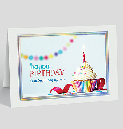 Business Birthday Cards – Picture Birthday Card